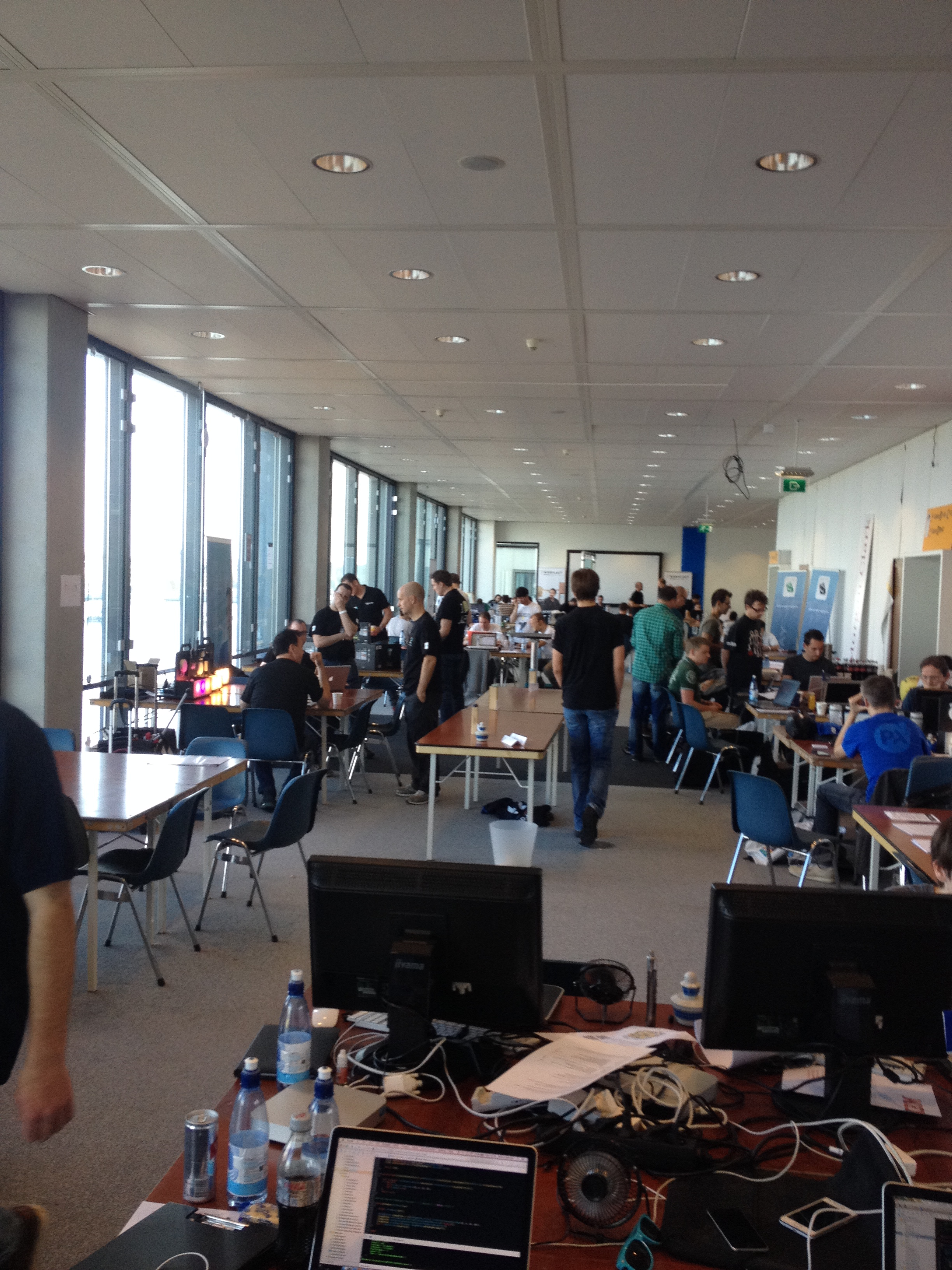 Dutch Open Hackathon 2014